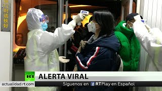 China toma medidas drásticas contra epidemia de nuevo coronavirus