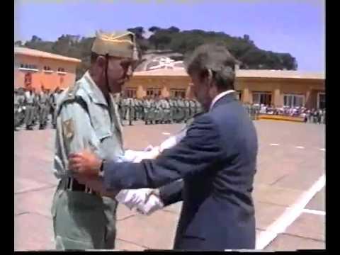 Jura 2/94 2ª CIA La Legion IV Bandera completa - YouTube