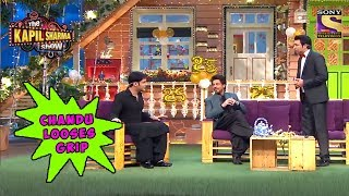 Shahrukh & Kapil Take Chandu's Case - The Kapil Sharma Show