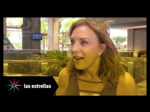 Detrás de cámaras de Laura Flores en 'Soltero con hijas' | Las Estrellas