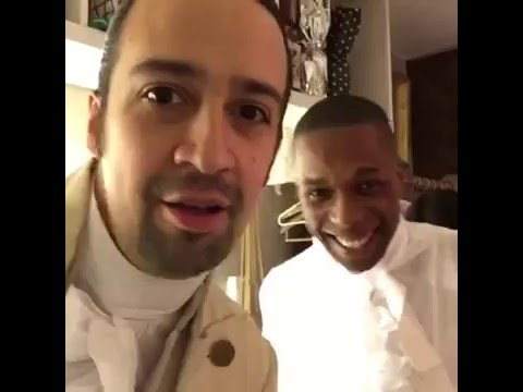Live Q&A with Leslie Odom Jr