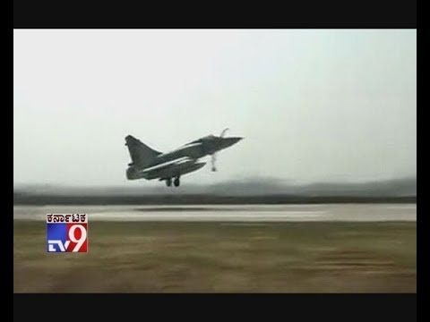 15 Fighter Jets, Air Force Planes Land on Highway near Lucknow in 2 Hours Drill