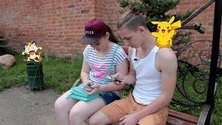 Городской эксперимент: «Покемоны в Смоленске». Что думают смоляне о новой забаве?(, 2016-07-25T17:52:48.000Z)