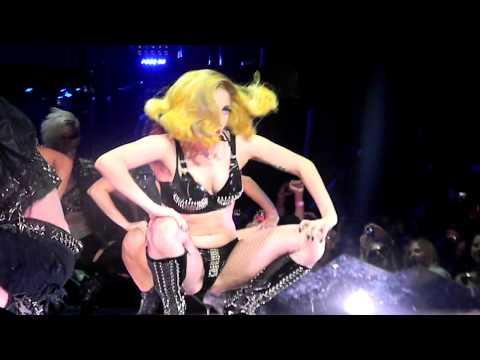 Lady Gaga - Virgin Mobile Phone Call / Telephone 7.6.10