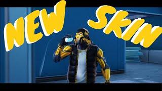 NEW FORTNITE SKIN!