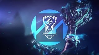 zedd ignite finals remix worlds 2016   league of legends 1hour