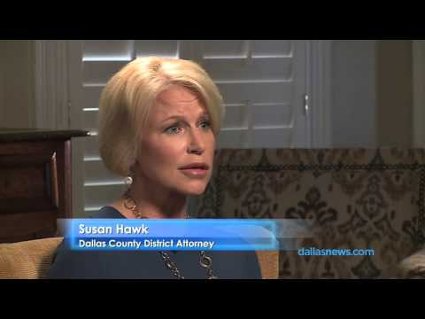 Dallas County DA Susan Hawk talks about her suicidal thoughts