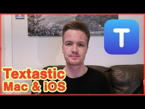 Textastic Mac & iOS Review