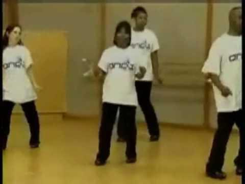 TRANS EUROPE EXPRESS part 2 Line Dance and instructions :  wwwLineDanceDVDcom : DJ Cochise