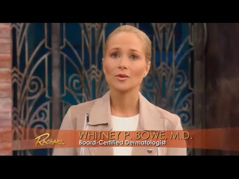 Instantly Ageless featured in Rachel Ray Show with Dr. Whitney Bowe