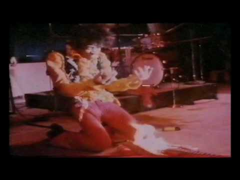 Tappy Wright talks about his experiences with Jimi Hendrix and Tina Turner from the book Rock Roadie