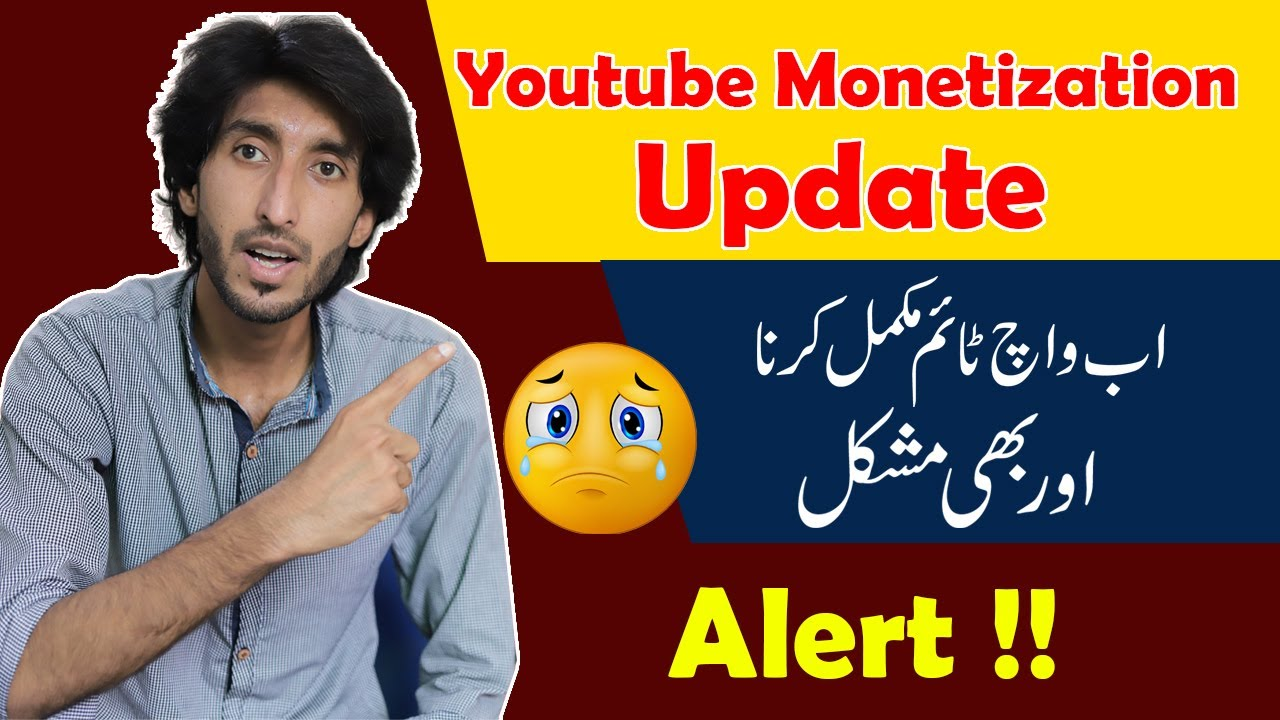 Youtube Latest Update Watch time 2021