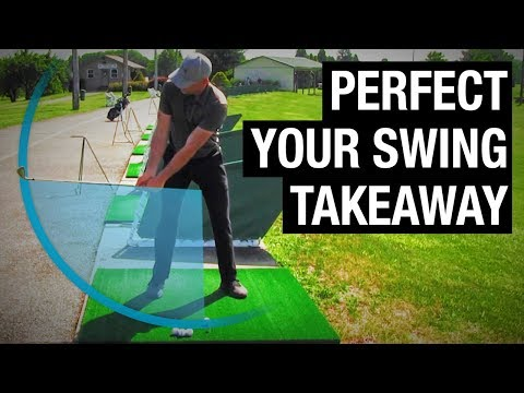 The Perfect Golf Swing Takeaway