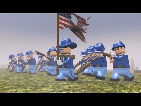 LEGO American Civil War