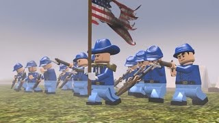 Lego American Civil War