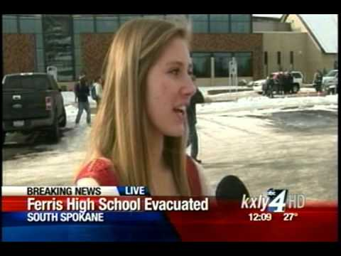 Ferris High School evacuated after pop bottle explosions