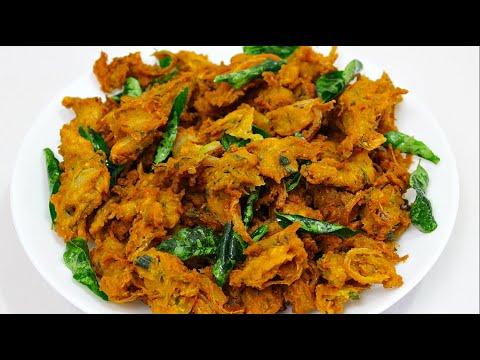 సొరకాయతో పకోడీని ఇలా చేసుకోండి సూపర్ అంటారు (Sorakaya Pakodi) Recipe In Telugu