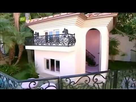 Paris Hilton's Doggy Mansion!