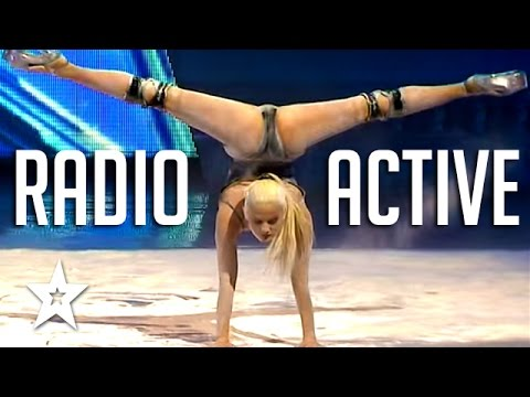 Download Youtube: Radioactive Sexy Dance Audition | Got Talent Global