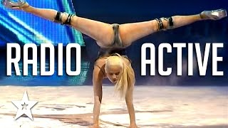 Repeat youtube video Radioactive Sexy Dance Audition | Got Talent Global