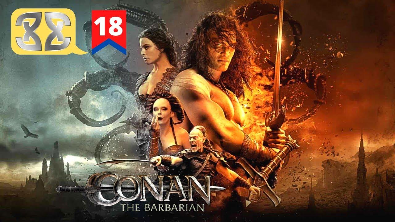 Conan the Barbarian (2011) Explained In Hindi | Hitesh Nagar