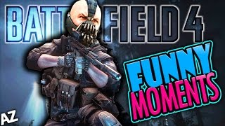 Bane Plays BF4 | Funny Moments | Battlefield 4 Night Operations PC Gameplay Video