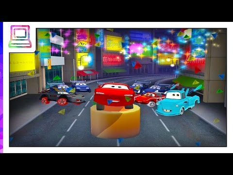 Cars Toon Mater's Tall Tales (Complete Playthrough)