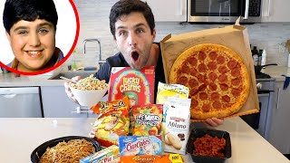 EATING WHAT I ATE WHEN I WAS 300 POUNDS!