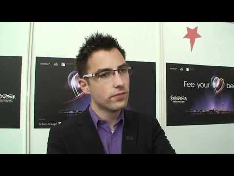 Interview Sietse Bakker European Broadcasting Union   EBU Düsseldorf 2011