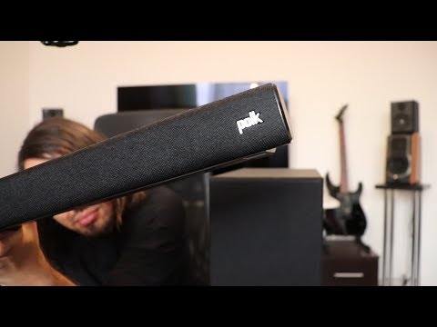 Polk Signa S2 Soundbar and Subwoofer - Review - Movieees+
