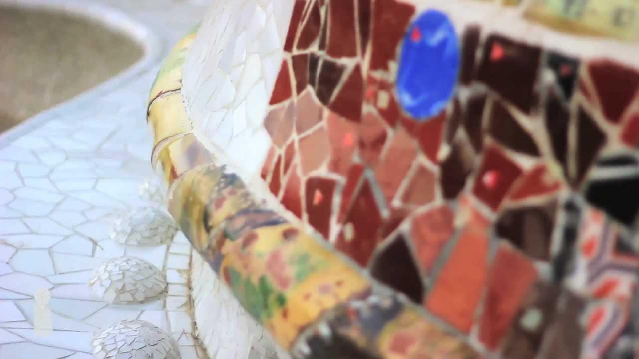Parc Guell - Antoni Gaudí Architecture - City Video Travel Guide - Barcelona Tour