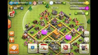 Best Clash of Clans Defense - Town Hall Level 6 Base
