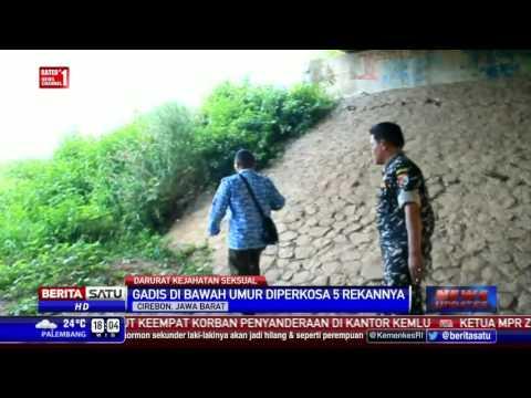 Gadis 13 Tahun Di Cirebon Diperkosa 5 Rekannya