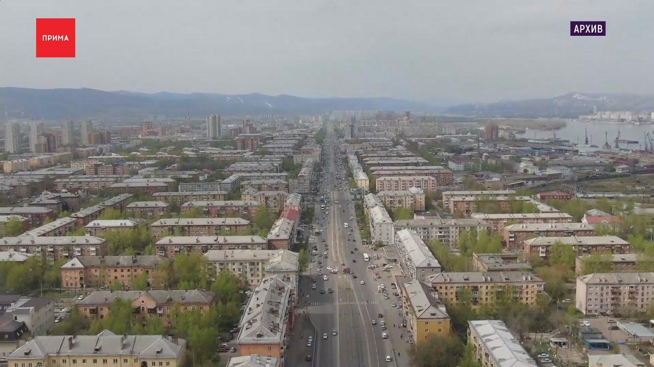 Только в две трети домов Красноярска запустили отопление