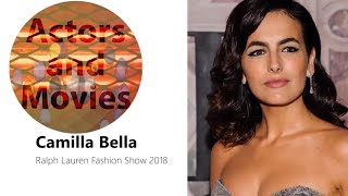 This Week Camilla Belle