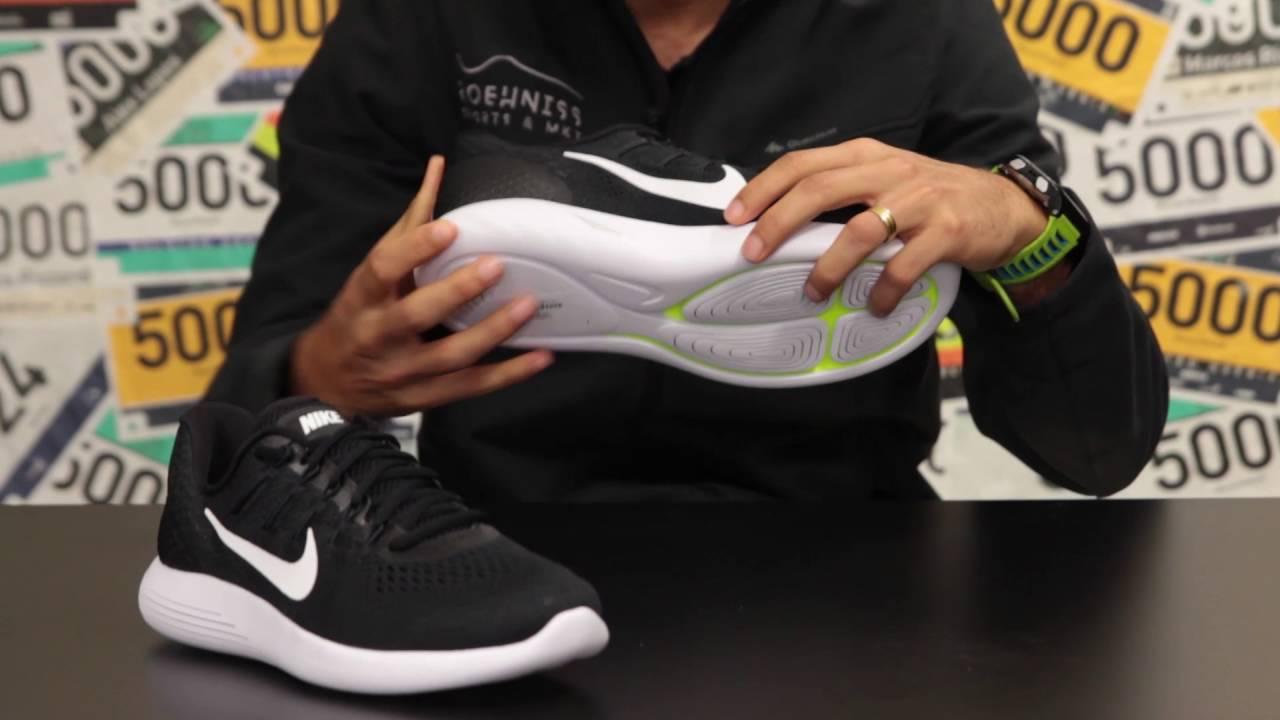 940115b14f1 Avaliamos  Nike Lunarglide 8 - YouTube