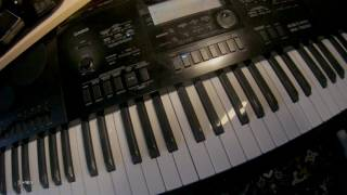 nu shooz i can t wait casio wk 7600 piano tutorial cover