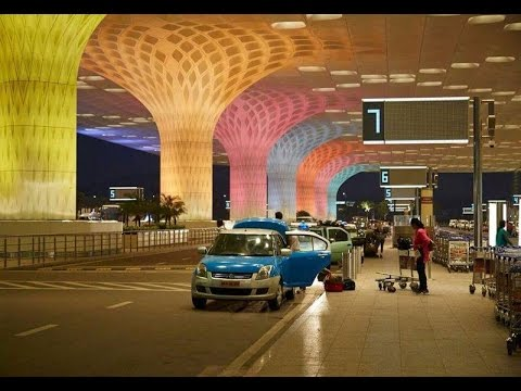 World famous & incredible Mumbai Airport departure section - Part-1