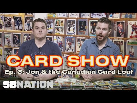 The CFL card loaf, a Flutie miracle, and the story of the first Grey Cup | Card Show, Episode 3