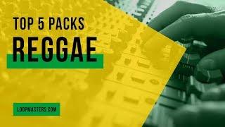 Top 5 | Reggae Loop Sample Packs on Loopmasters 2018