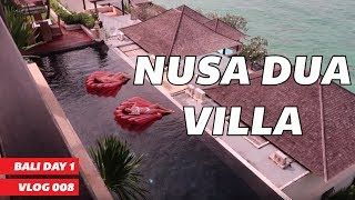 Gambar cover EPIC Airbnb Beach House In Bali | VLOG 008