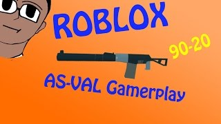 [ROBLOX] Phantom Forces AS VAL GAMEPLAY (90-20)