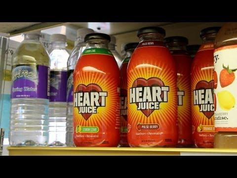 Heart Healthy Drink Fights Heart Disease