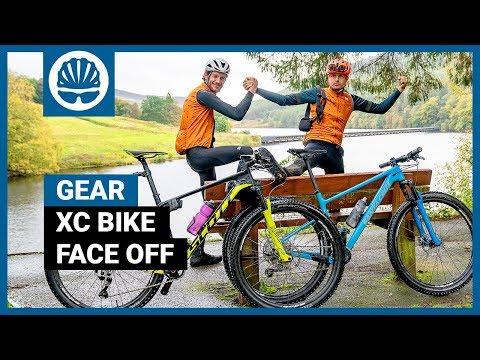 Santa Cruz Vs Scott | Who Has The Best XC Bike? | Jack & Joe Face Off