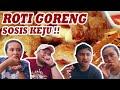 Roti Goreng Sosis Keju !! ENAK & GAMPANG !!