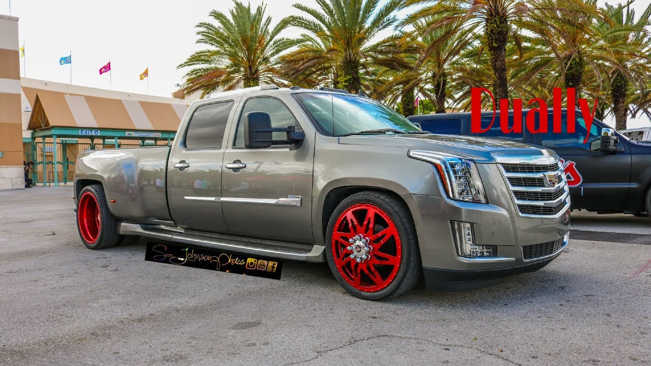 Chevy Silverado 3500 HD with escalade front conversion in ...