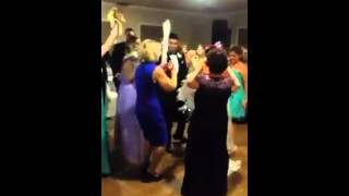 Star Band: Assyrian wedding in Modesto, California with singer Salim Lazar