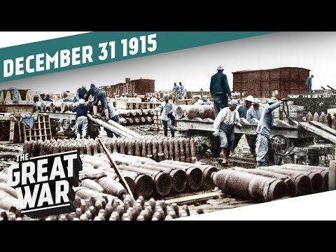 Preparing for 1916 - The Year of Battles I THE GREAT WAR - Week 75