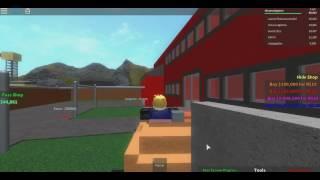 roblox- magnat de la ville de construction d'une caserne de pompiers DOIT WATCH!