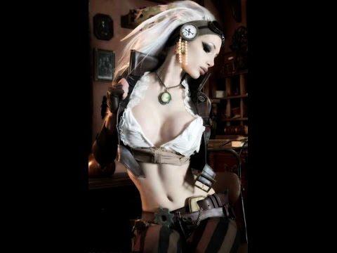 Steampunk Female Fashion